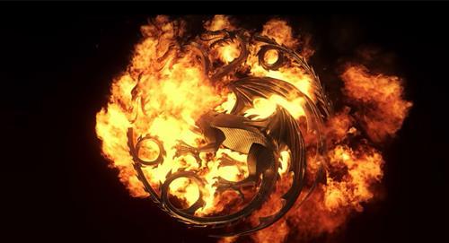 "HBO reveló el primer tráiler de ""House of the Dragon"""