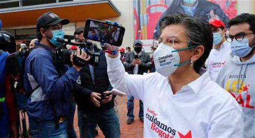 Claudia López pide al Gobierno que quienes cometan hurtos simples ameriten captura