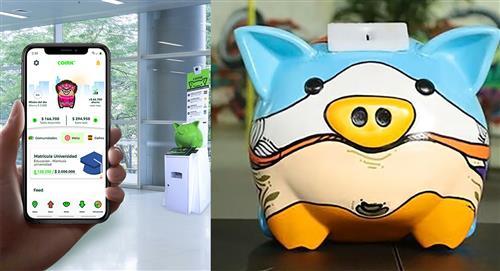 Coink: la nueva alcancía que digitaliza el ahorro a través de una 'app'
