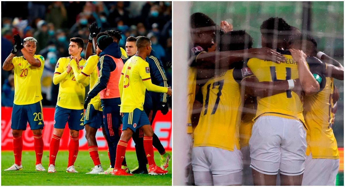 Dónde ver el compromiso entre Colombia vs Ecuador. Foto: EFE