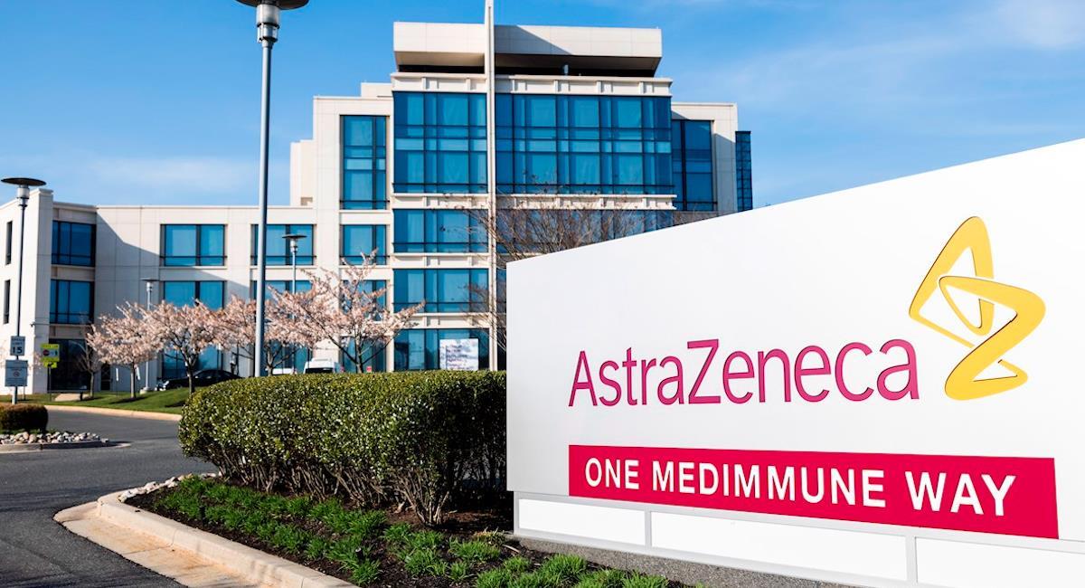 AstraZeneca desarrolla el fármaco AZD7442 para prevenir enfermedad y muerte por COVID-19. Foto: EFE