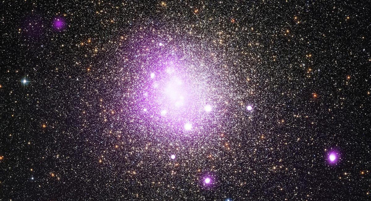 """Los planetas """"podrían ser invisibles"""" según las evaluaciones de los expertos. Foto: Twitter @brunodcora"""