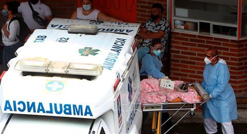 Colombia suma 1.089 nuevos contagios y 32 muertes por COVID-19