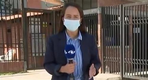 Reportera de Noticias Caracol contó emocionada que viajará por primera vez en avión