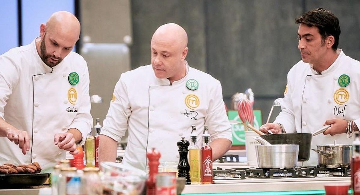 El chef hizo un comentario sobre un participante que llamó la atención de todos. Foto: Instagram