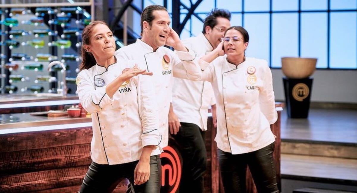 El chef destacó a varios concursantes. Foto: Instagram @frankelflaco.