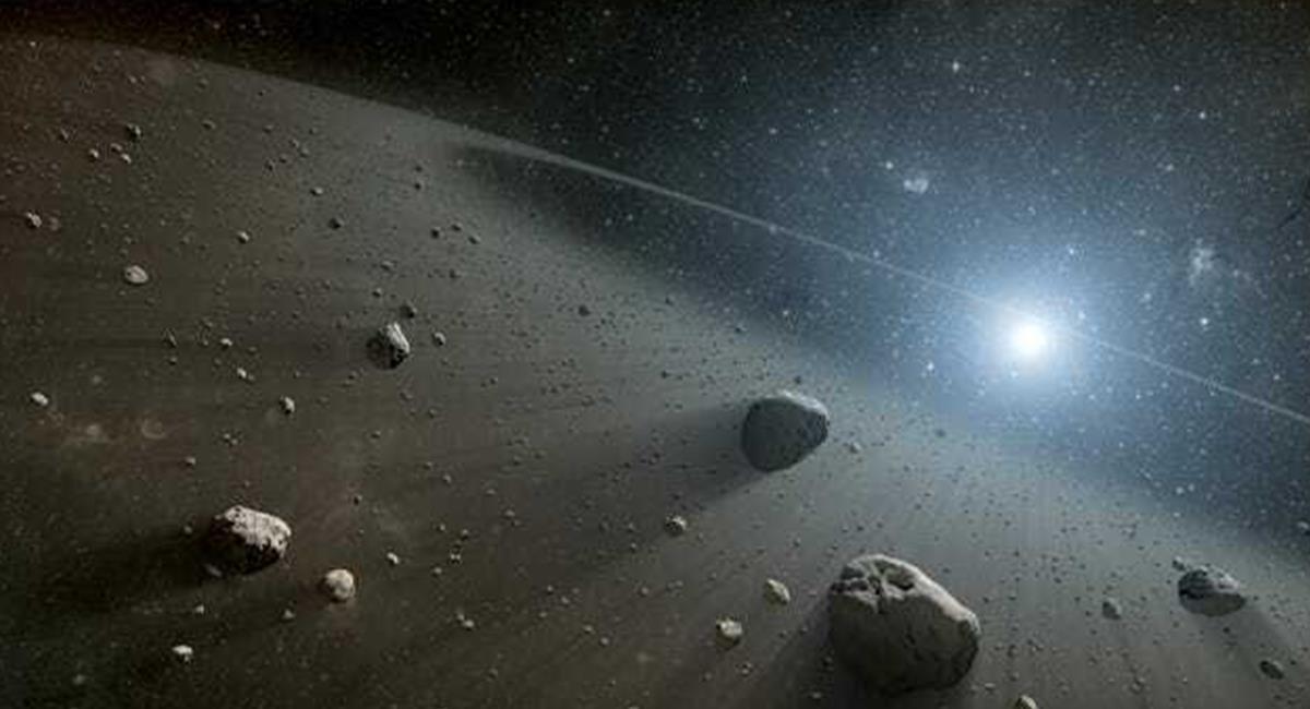 Estos no serán los únicos asteroides que se acercarán a la Tierra. Foto: Twitter @Hearyourself1