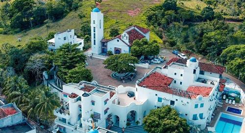 Descubre el 'Santorini Colombiano' que queda en Antioquia y es bellísimo