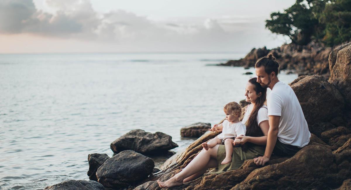 Las estrategias para viajar en familia, con buenos precios, son fáciles de seguir. Foto: Pexels