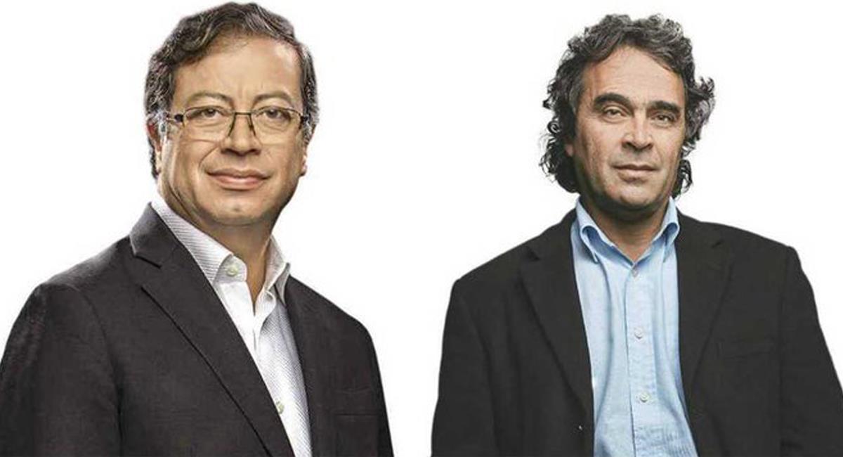 Gustavo Petro aventaja a Sergio Fajardo en las preferencias del Partido Verde según encuesta. Foto: Twitter @RevistaDinero