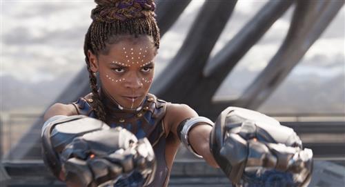 """Letitia Wrigth negó causar problemas en el set de """"Black Panther 2"""""""