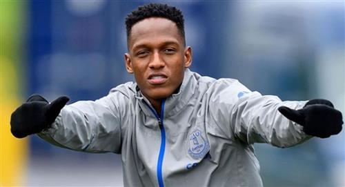 Everton felicita en su cumpleaños, al equipo que vio nacer la carrera de Yerry Mina