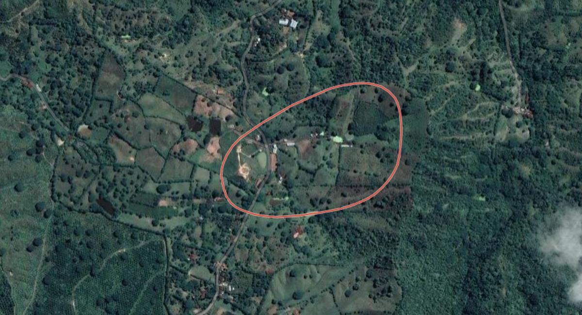 No existen videos ni registro fotográficos de lo ocurrido. Foto: Google Maps