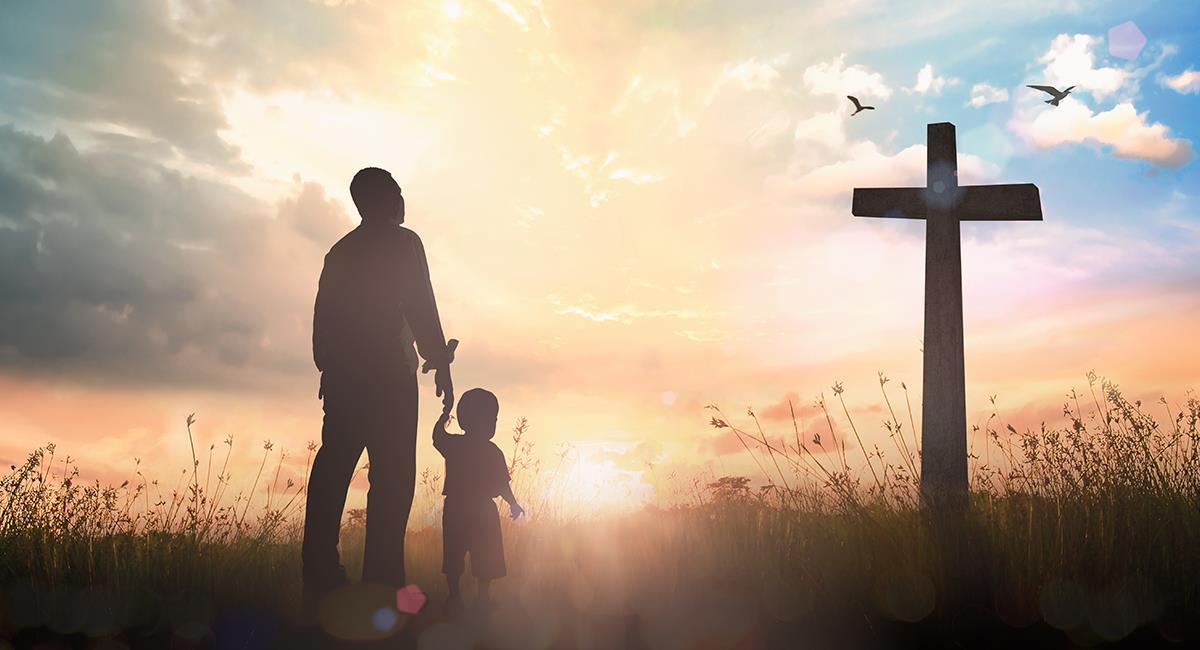 Pide la protección de tus hijos con esta milagrosa oración. Foto: Shutterstock