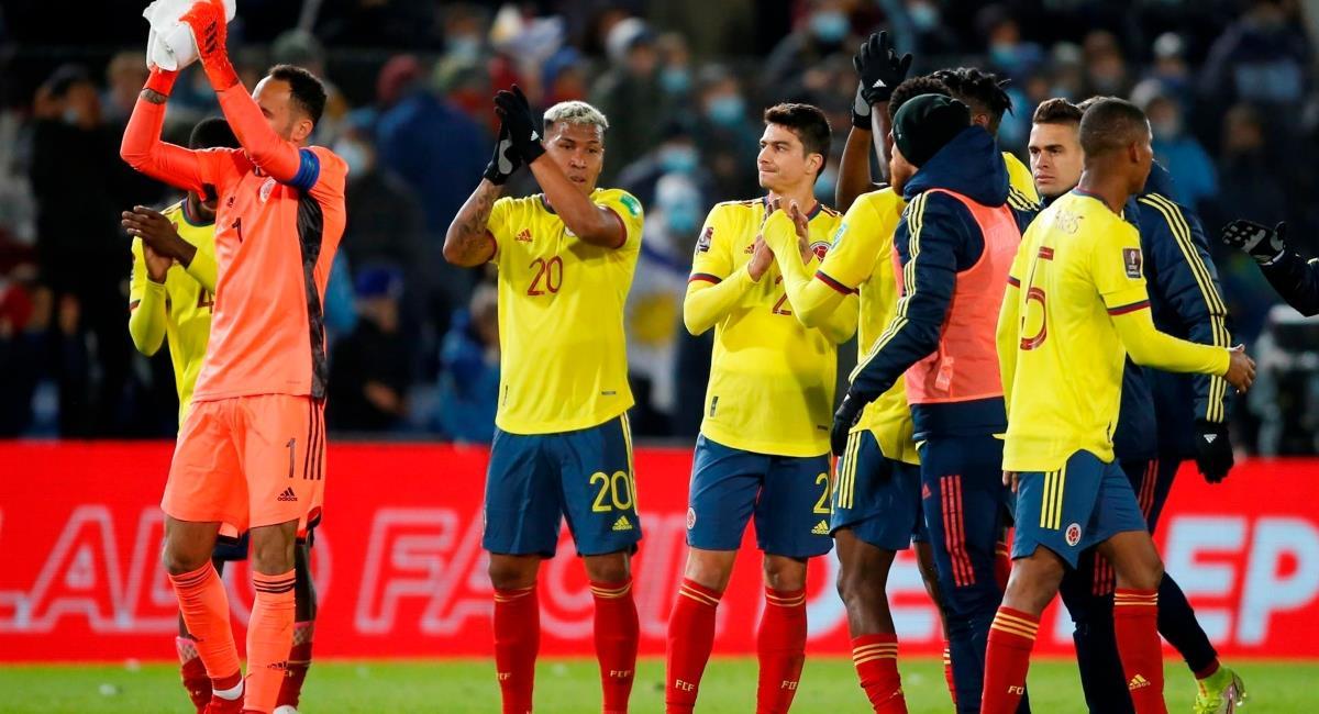 Posible once de Colombia ante Ecuador. Foto: EFE