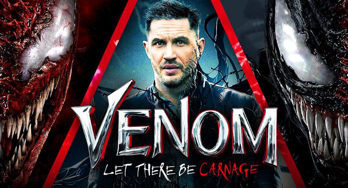 """""""Venom: Let There Be Carnage"""" ha debutado con buenas críticas. Foto: Twitter @MCU_Direct"""