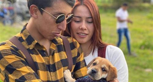 """Egan Bernal denuncia que su perro """"Yako"""" fue envenenado"""