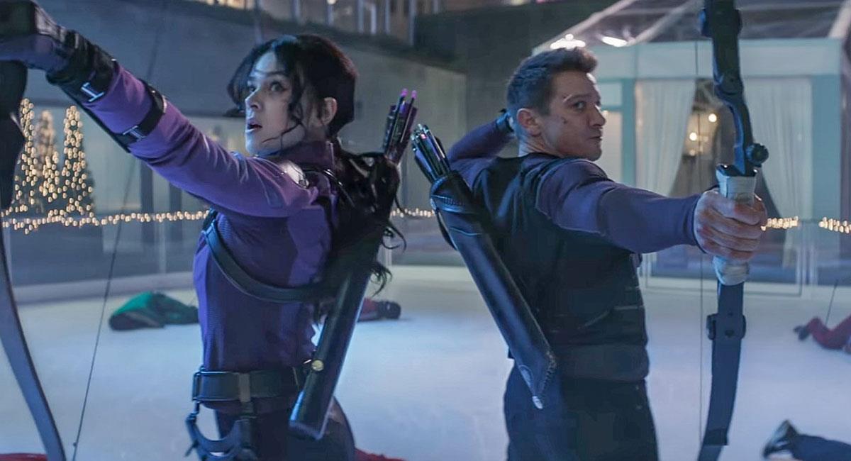 """""""Hawkeye"""" se estrenará a finales de noviembre 2021 en Disney+. Foto: Twitter @MarvelStudios"""