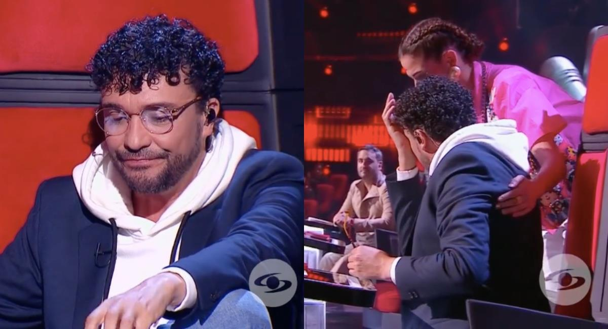 El reality se ha ganado los corazones de los televidentes. Foto: Youtube La Voz Colombia.