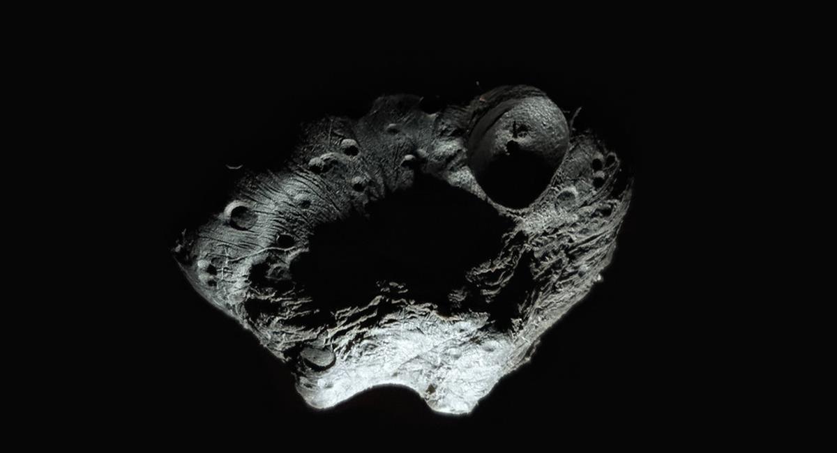 Varios asteroides pasarán cerca de la órbita terrestre en octubre. Foto: Twitter @NASA