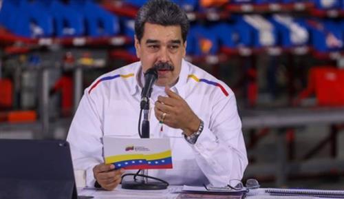 Nicolás Maduro acusa a Iván Duque de promover la xenofobia hacia los venezolanos