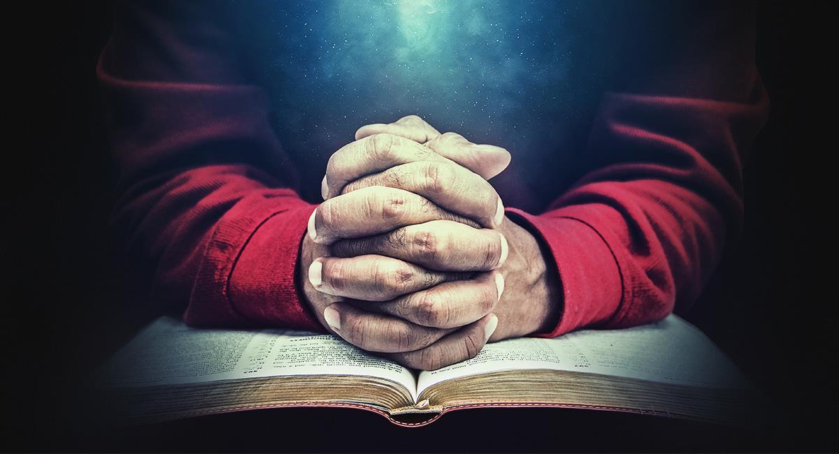Poderosa oración de protección contra males, enemigos y envidias. Foto: Shutterstock