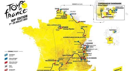 Presentación recorrido Tour de Francia 2022 novedades