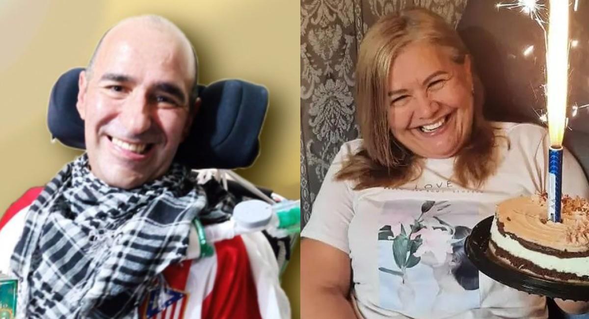 Un paciente que sufre la misma enfermedad que Martha habla sobre su caso. Foto: Redes sociales