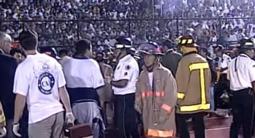 26 años de la tragedia en el estadio Nacional de Guatemala