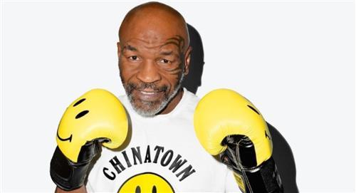 Mike Tyson boxeo encontró Dios gracias marihuana hongos