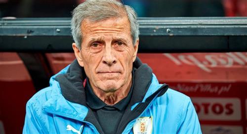 Óscar Washington Tabárez podría dejar de ser el técnico de Uruguay después de 15 años