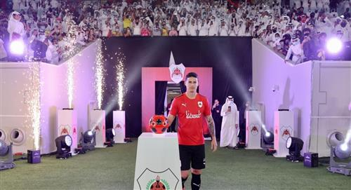 Ver en vivo gratis online partidos Alkass James Rodríguez Al Rayyan Qatar Stars League