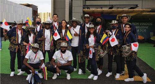 Condecorarán a las atletas colombianas que estuvieron en Tokio 2020