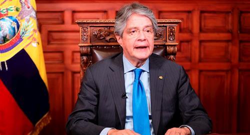 Ecuador declara estado de excepción por narcotráfico y saca militares a las calles