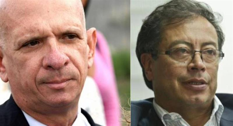 Exmilitar venezolano asegura que el régimen chavista entregó dineros a Gustavo Petro