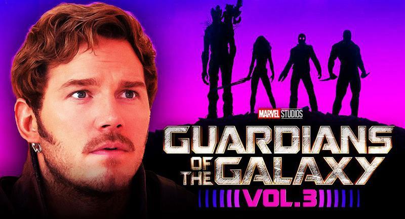 """Chris Pratt confirmó que inició el rodaje de """"Guardianes de la Galaxia Vol. 3"""""""