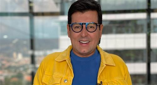 Lo dejaron sin ropa: Juan Carlos Giraldo, presentador 'La Red', fue víctima de robo