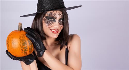 4 tendencias de maquillaje para Halloween