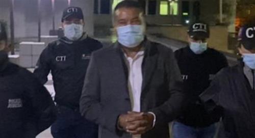 José Facundo Castillo, gobernador de Arauca, habría financiado al ELN