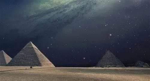 """Los egipcios fueron los """"primeros"""" en """"viajar al Más Allá"""" con la proyección astral"""
