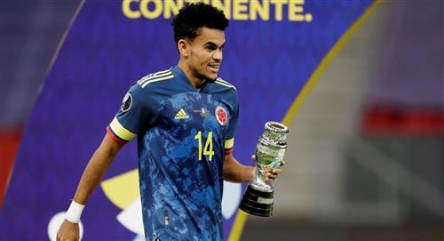 Luis Díaz nominado mejor futbolista del mundo 2021 IFFHS